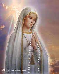 Consecration of Nations to the Blessed Mother, May 1st.
