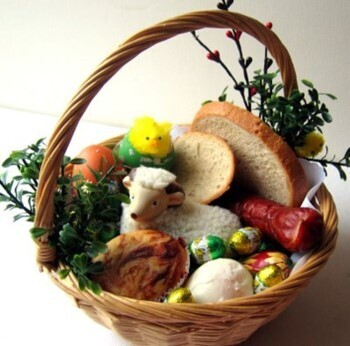 Easter Basket Family-to-Family