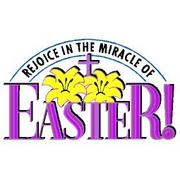 No Reservations Needed for Easter Masses
