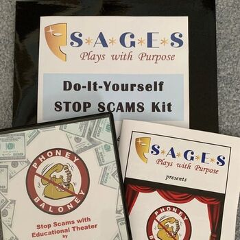 SAGES: PLAYS WITH PURPOSE