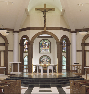 Ministry of Sacristans - Our Lady of Mercy Church - Potomac, MD