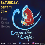 Capuchin Cafe feat. Kevin Heider