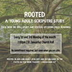 Rooted: Young Adult Scripture Study