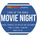 Movie Night: Lord of the Rings