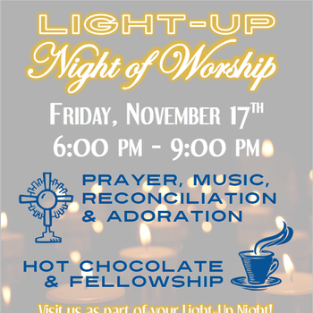 Light Up Night of Worship