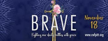 Catholic Women's Fellowship Conference: BRAVE