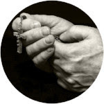 Rosary with the Elderly
