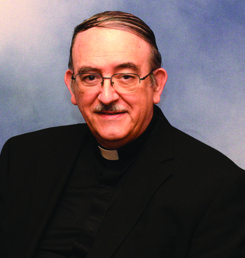 Rev. Robert J. Ahlin, JCL