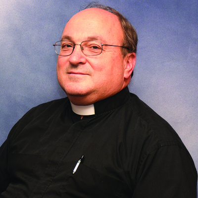 Rev. Richard A. Infante, MDiv, MA