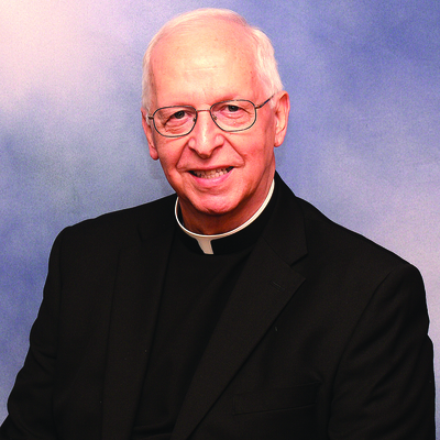 Rev. Msgr. <div>   Ronald P. Lengwin, VE, MDiv </div>
