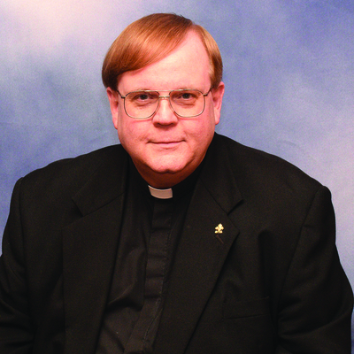 Rev. James R. Orr, MDiv, MA
