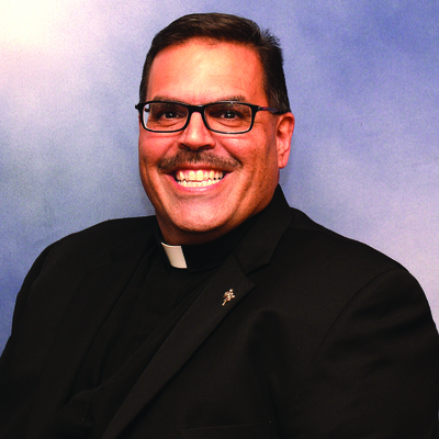 Very Rev. <div>   Thomas A. Sparacino, MDiv </div>