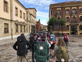 Glimpses from the Camino