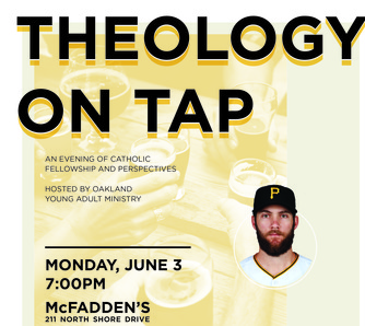 Theology on Tap with Trevor Williams