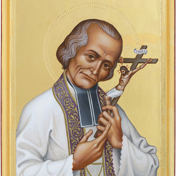 Pray for Priests: Heart of St. Jean Vianney