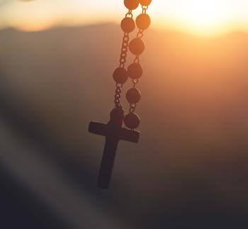 Are you going to pray the Rosary every week?