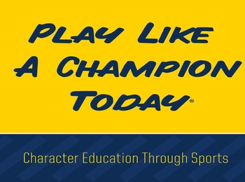 Play Like A Champion Today Coach Clinic