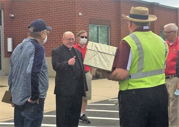Second parade salutes longtime priest