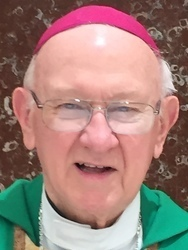 Auxiliary Bishop William Winter Celebrates his 90th Birthday