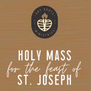 Holy Mass for the Feast of St. Joseph at Resurrection Church