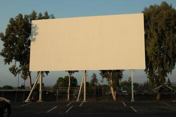 Drive-In movie weekend at the