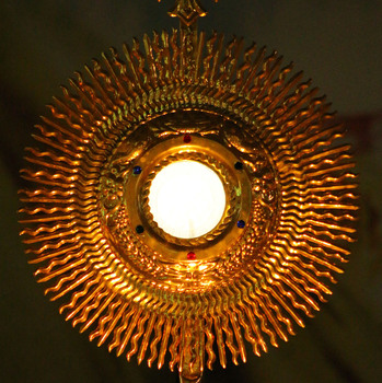 Holy Hour for people suffering with substance abuse disorders