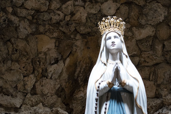 The Month of Our Lady and a Great Gift from Pope Francis