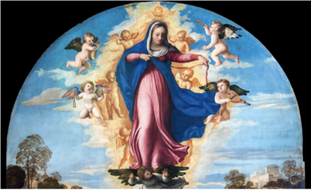 Mary Assumed into Heaven Shows Us the Way