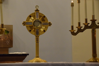 Adoration Chapel closed due to weather!