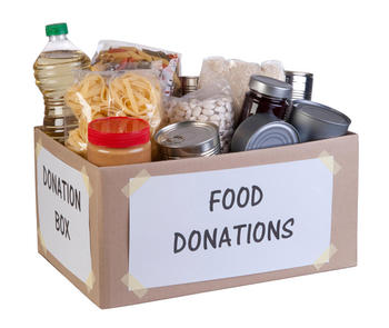St. Joseph's Food Pantry Request for Donations