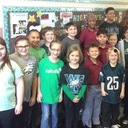Students of the Month for the Virtue of KINDNESS
