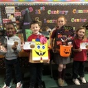 Family Trick or Treat Bag Winners!