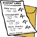 Report Cards Sent Home
