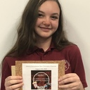 Junior High Student Wins Logo Contest!