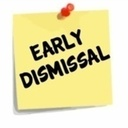 Noon Dismissal (Grades 1-5 ONLY Report in AM)