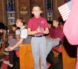 Annual Veterans' Day Mass