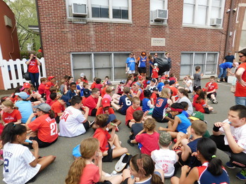 "A Successful ""Race for Catholic Education"""