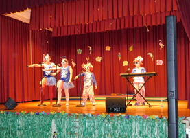 HTS Talent Show a Huge Success!