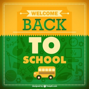 Welcome Back to Grades 1-5!