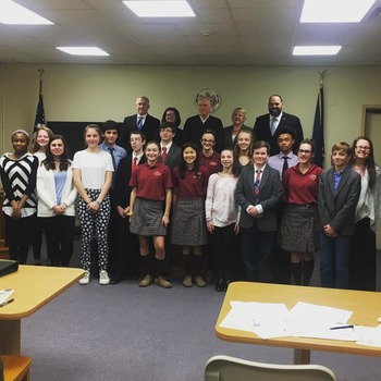 Mock Trial 2019 a Success!