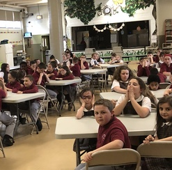 Grades 3, 4, and 5 Religion Quizzo