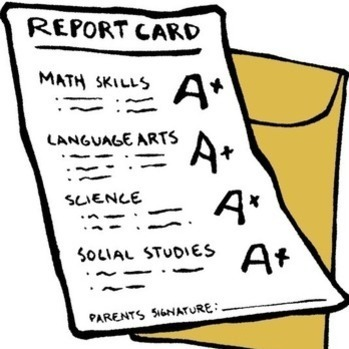 Report Cards Distributed