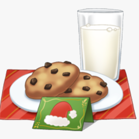 Milk & Cookie Day/Ornament Presentation