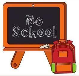 No School for Students: Staff Development Day