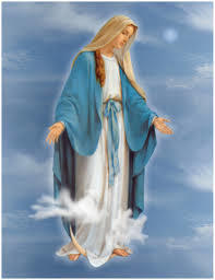 Assumption of the Blessed Virgin Mary - August 15, 2017
