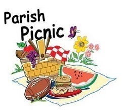Saint Paul Parish Picnic June 9, 2019