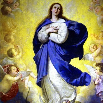 Assumption of the Blessed Virgin Mary - August 15, 2021