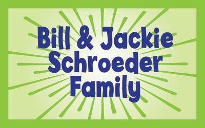 Bill and Jackie Schroeder Family