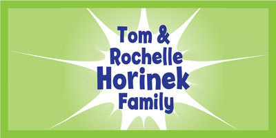 tom and rochelle horinek family