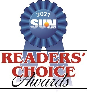 2021 Readers' Choice Award